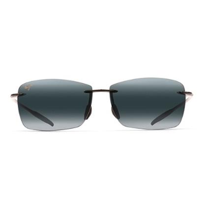 Picture of Maui Jim® Lighthouse Sunglasses - Gloss Black/Grey