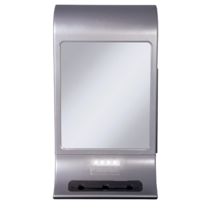 Picture of Zadro™ Z'Fogless™ Water Mirror Touch Light- Silver