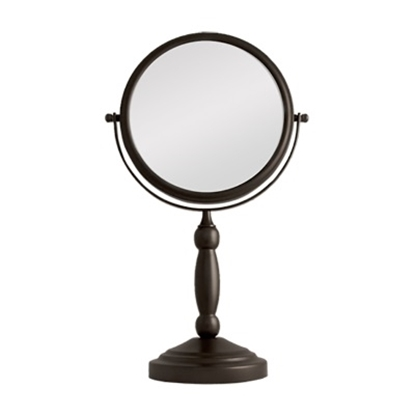 Picture of Zadro™ Two Sided Vanity Mirror - Bronze