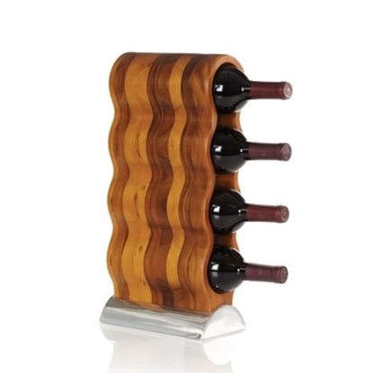 Picture of Nambe Curvo Wine Rack