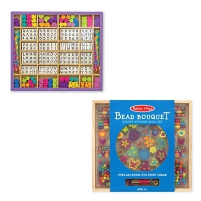 Picture of Melissa & Doug® Arts & Crafts Bead Set