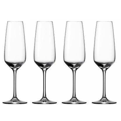 Picture of Villeroy & Boch Vivo Champagne Flutes - Set of 4