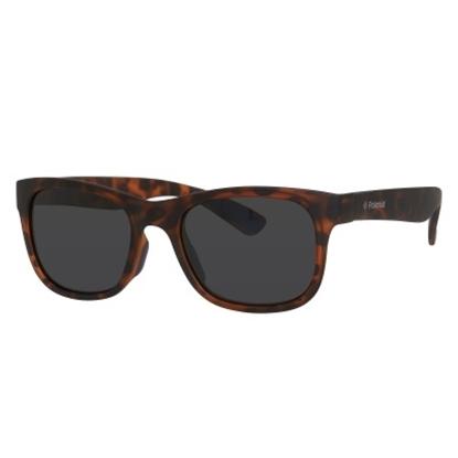 Picture of Polaroid Polarized Wayfarer Sunglasses - Havana/Grey Lens