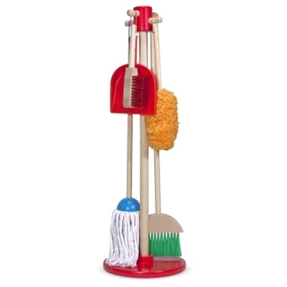 Picture of Melissa and Doug® Let's Play House! Dust! Sweep! Mop!