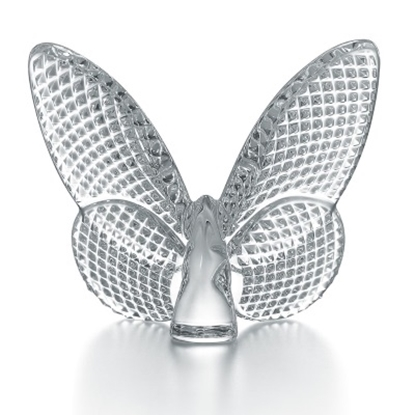 Picture of Baccarat Lucky Butterfly Diamant - Clear