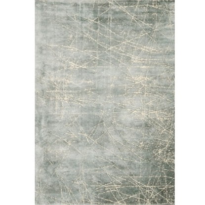 Picture of Calvin Klein Etched Light 5'3'' x 7'5'' Rug - Mercury