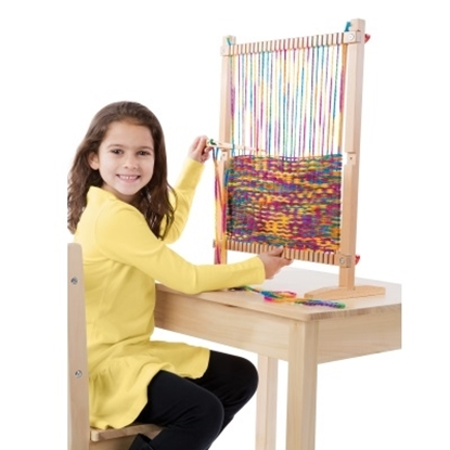 Picture of Melissa & Doug® Multi-Craft Weaving Loom