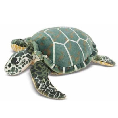 Picture of Melissa & Doug® Plush Sea Turtle