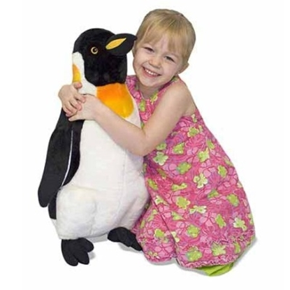 Picture of Melissa & Doug® Plush Penguin