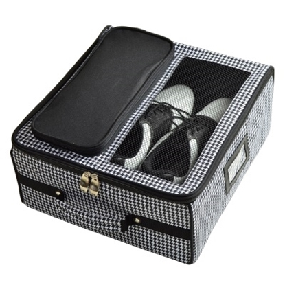 Picture of Picnic at Ascot™ Golf Trunk Organizer - Houndstooth