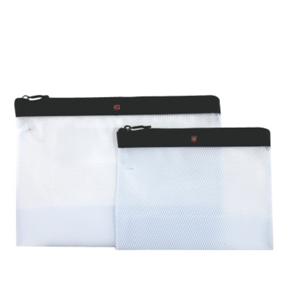 Picture of Victorinox Spill-Resistant Pouches - Set of Two