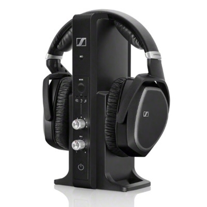 Picture of Sennheiser RS 195 Wireless Headphones with Hearing Boosts