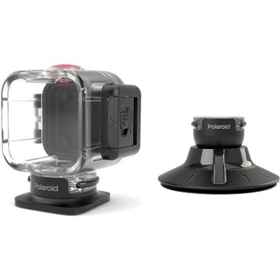 Polaroid Suction Cup Mount for Digital Cameras /& Camcorders