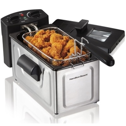 Picture of Hamilton Beach® 8-Cup Deep Fryer