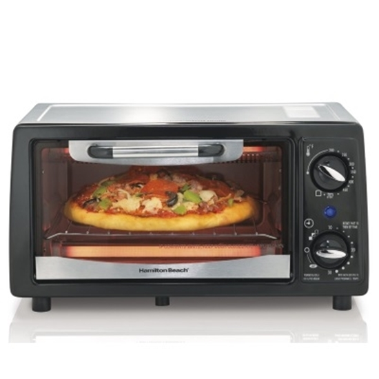 Picture of Hamilton Beach® 4-Slice Capacity Toaster Oven