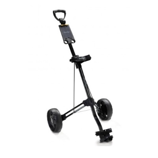 Picture of BagBoy® M-350 Pull Cart - Black