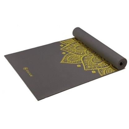 Picture of Gaiam® Citron Sundial 5mm Yoga Mat