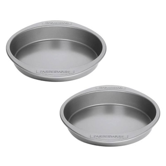 Picture of Farberware 9'' Round Cake Pan - Set of 2