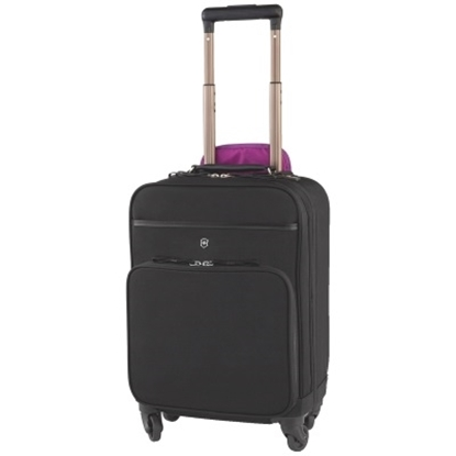 Picture of Victorinox 20'' Ambition 4-Wheel Global Carry-On - Black