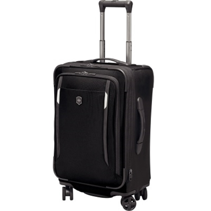 "Picture of Victorinox Dual Caster 22"" Expandable Carry-On - Black"