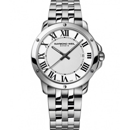 Picture of Raymond Weil Tango Men's Watch with White Dial