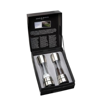 Picture of Cole & Mason Derwent Salt and Pepper Gift Set