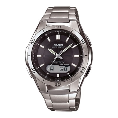 Picture of Casio Wave Ceptor Men's Watch - Silver