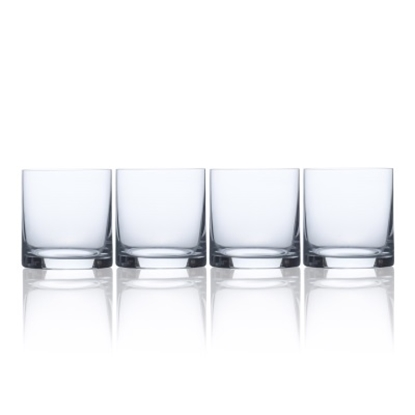 Picture of Mikasa Laura Double Old Fashioned Glasses - Set of 4
