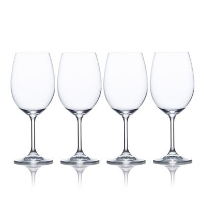 Picture of Mikasa Laura White White Glasses - Set of 4