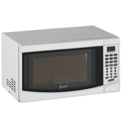 Picture of Avanti® 0.7 CuFt Electronic Microwave Oven - White