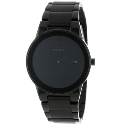 Picture of Citizen Eco-Drive Axiom Black Out Watch
