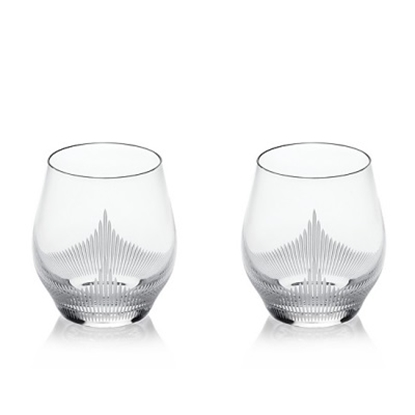 Picture of Lalique 100 Points Whiskey Tumbler - Set of 2