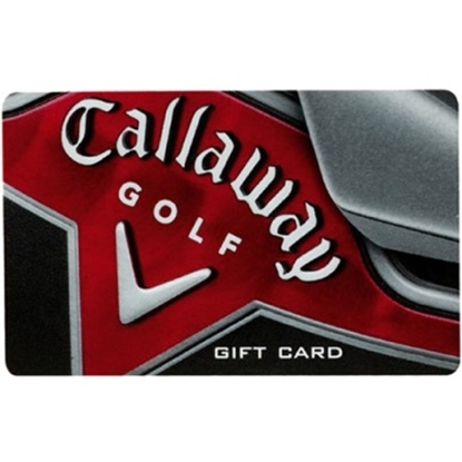 Picture of Callaway® $50 Gift Card