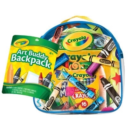 Picture of Crayola® Art Buddy Backpack