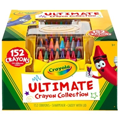 Picture of Crayola® 152-Count Ultimate Crayon Case