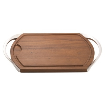 Picture of Nambe Gourmet Carve & Serve Station