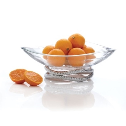 Picture of Nambe Braid Centerpiece Bowl