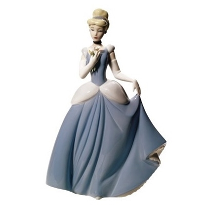 Picture of Nao By Lladro Cinderella Figurine