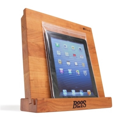 Picture of John Boos iBlock with Stand - Cherry
