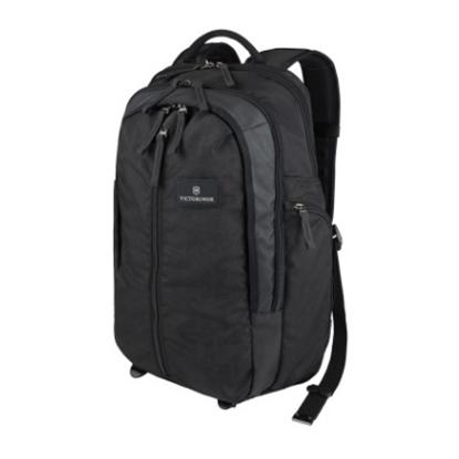 """Picture of Victorinox 17"""" Vertical-Zip Laptop Backpack - Black"""