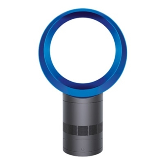 """Picture of Dyson Air Multiplier™ 10"""" Fan - Iron/Blue"""