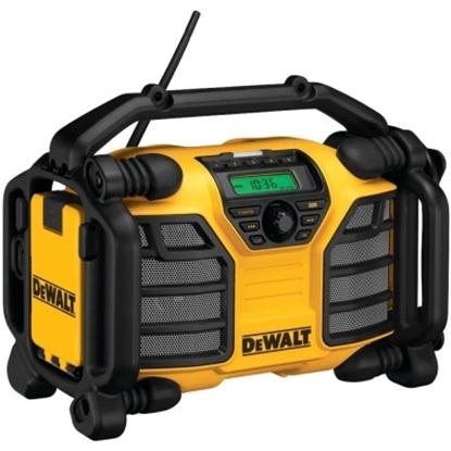 Picture of Dewalt 12V/20V MAX Worksite Charger Radio