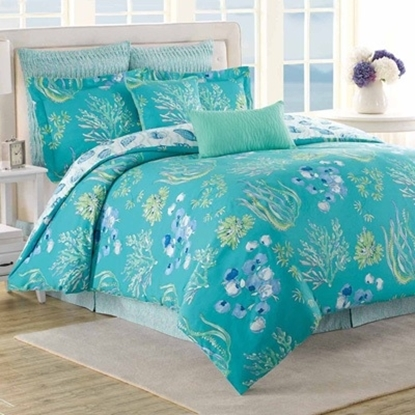 Picture of Royal Heritage Beachcomber 8-Piece Comforter Set - Queen