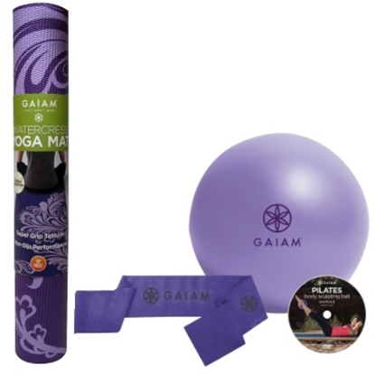 Picture of Gaiam® Beginners Pilates Kit