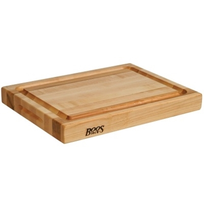 Picture of John Boos Maple BBQ Cutting Board with Groove