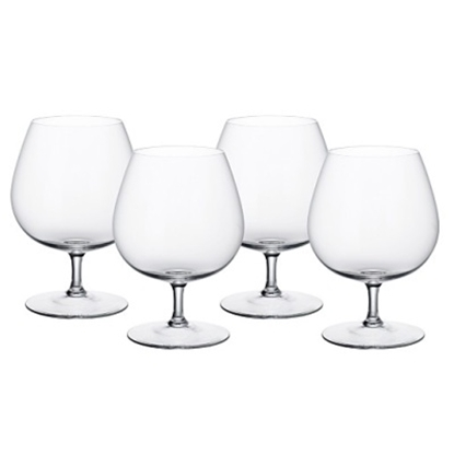 Picture of Villeroy & Boch Purismo Special Brandy Glasses