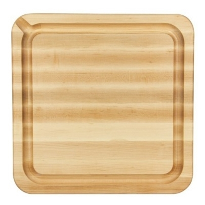 Picture of John Boos Hard Rock Maple Cutting Board with Pour Spout