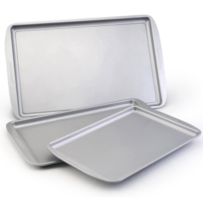 Picture of Farberware® 3-Piece Cookie Pan Set