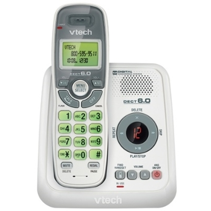 Picture of Vtech® Cordless 1 Handset Answering System