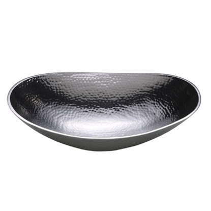 "Picture of Towle® Hammersmith 12"" Oval Bowl"